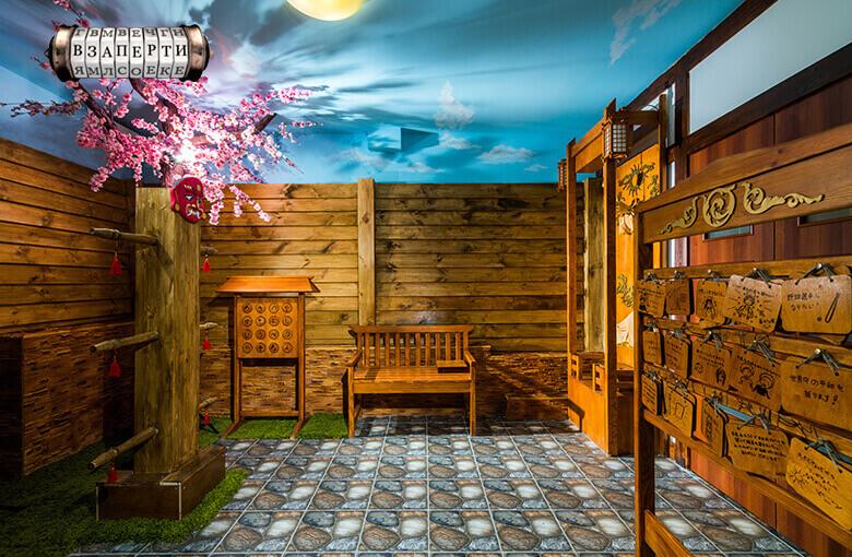 1 Фото квест комнаты Путь самурая в городе Киев