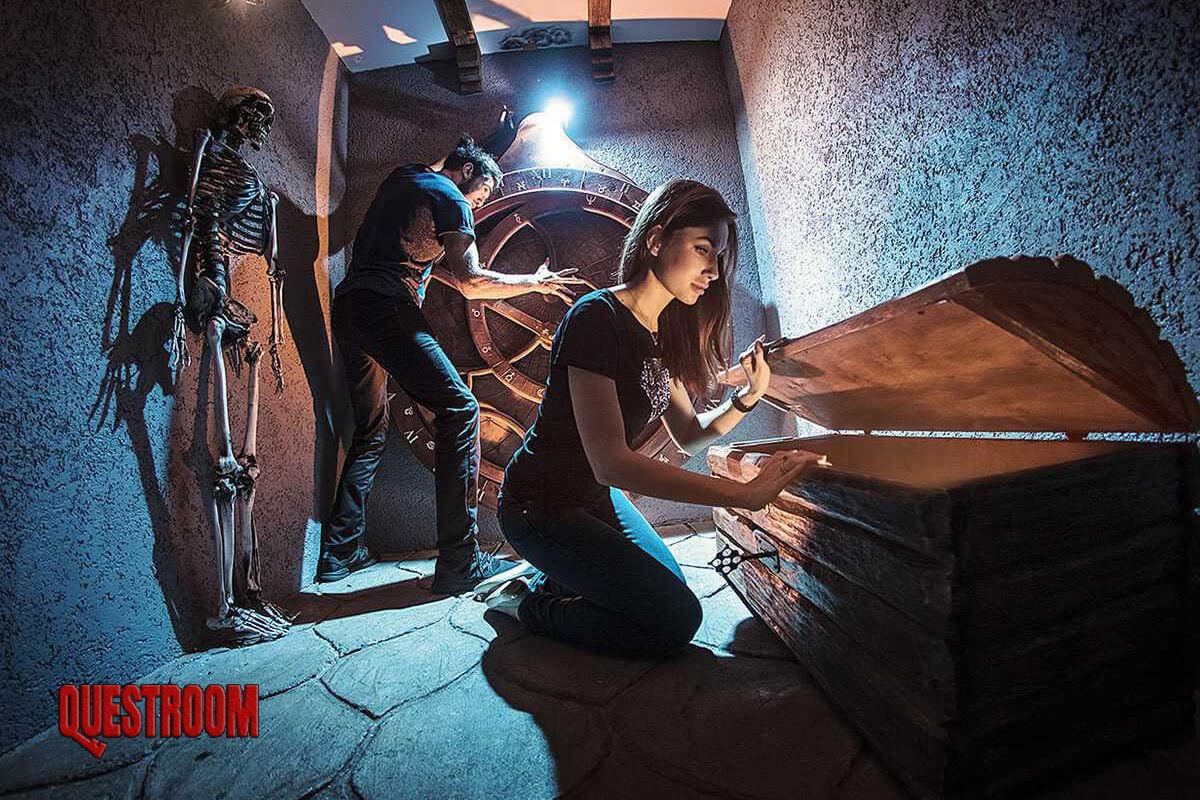 Фото до новини Знижки в квест в Одесі