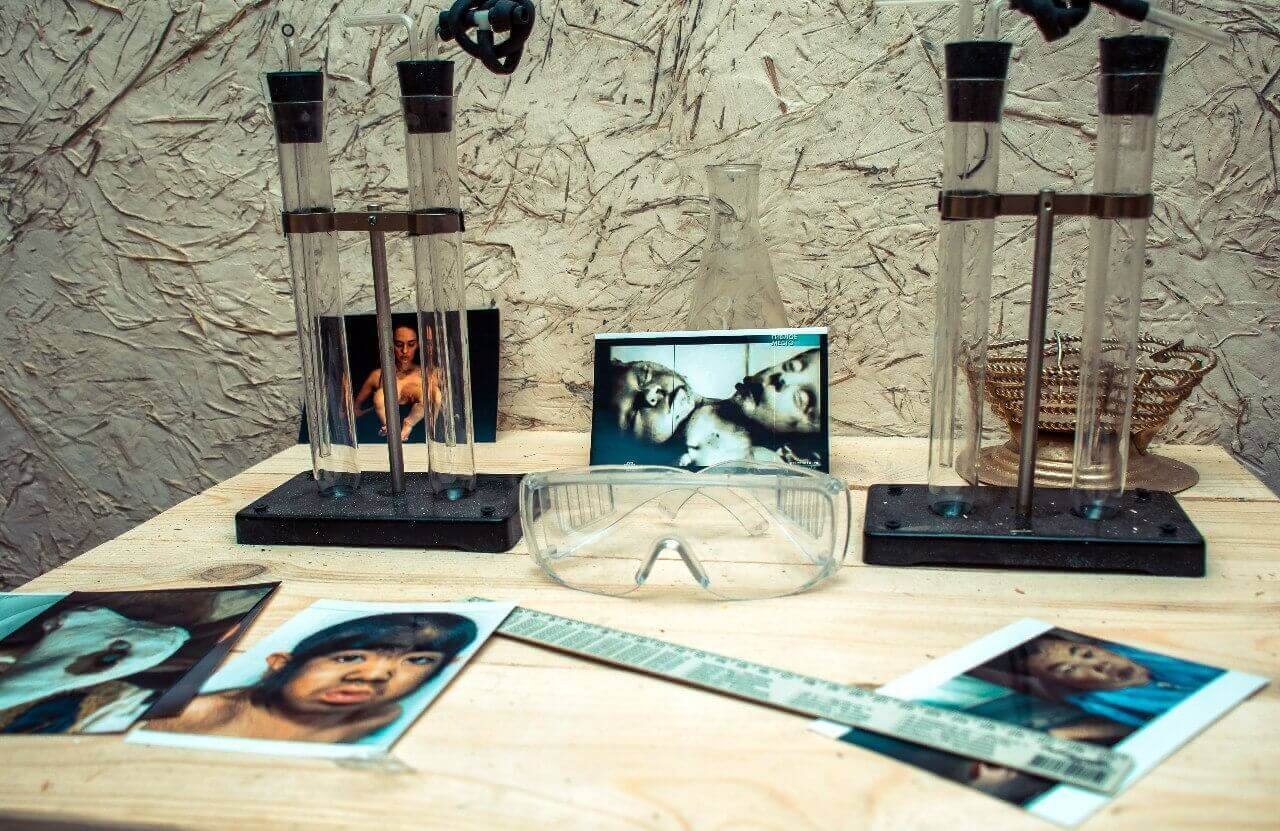 2 Фото квест комнаты Лаборатория доктора Моро в городе Днепр