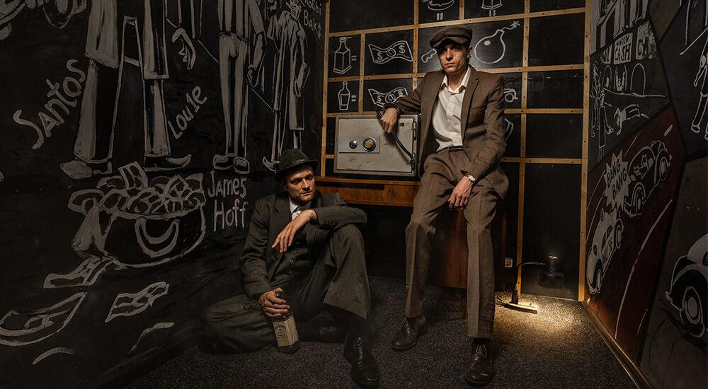 1 Фото квест кімнати Тайник Роббі Бакса в місті Київ