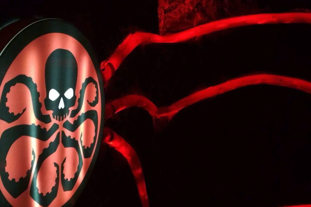 1 Фото квест комнаты Мстители в городе Днепр