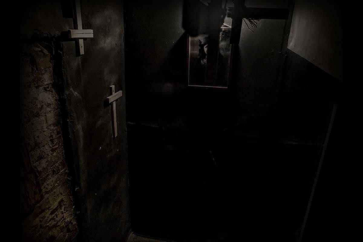 3 Фото квест кімнати Horror Story - Історія Жахів в місті Київ