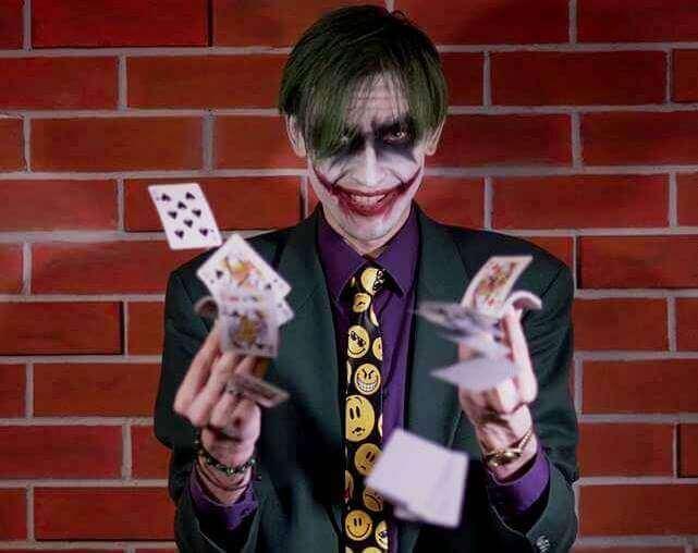 3 Фото квест комнаты Легенда Джокера в городе Киев