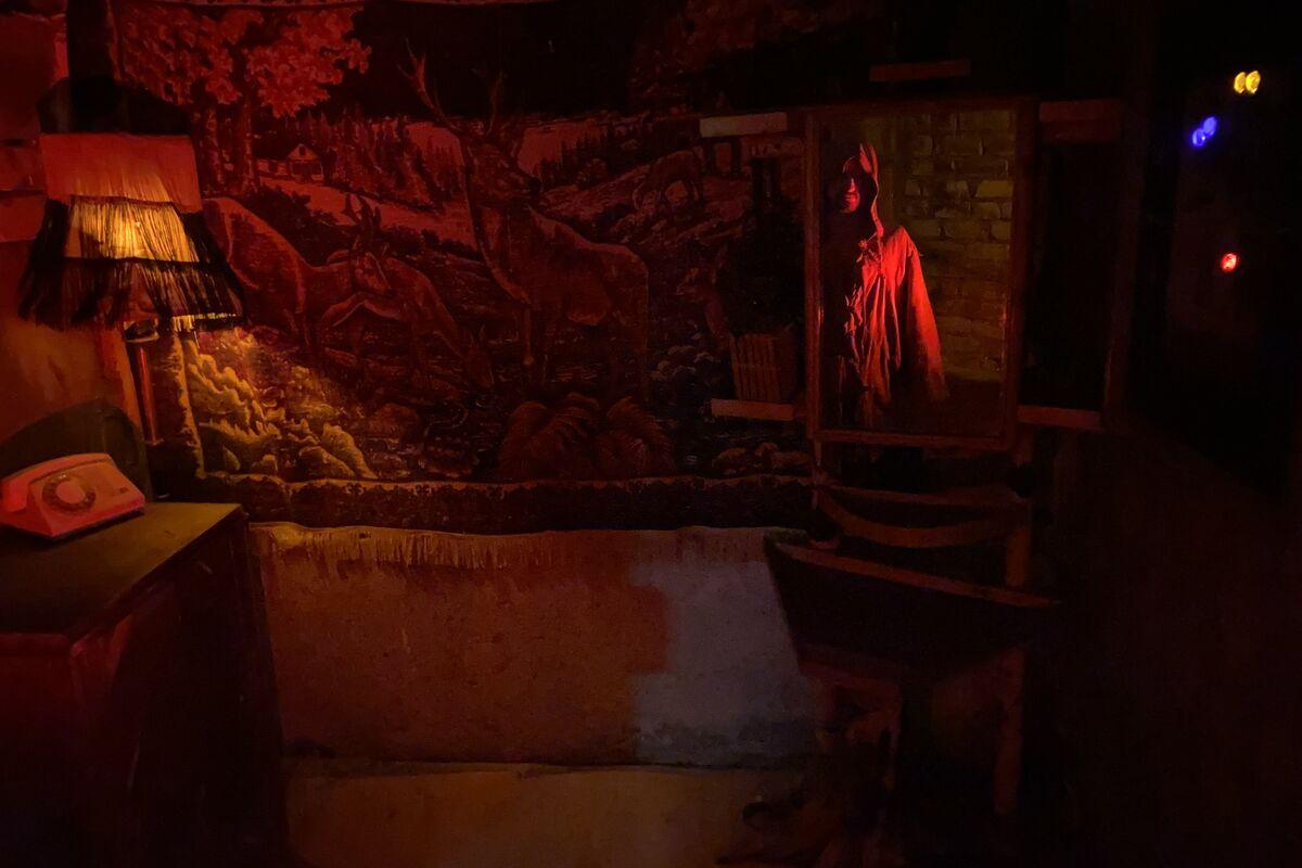 1 Фото квест комнаты Пропавшие без вести в городе Киев