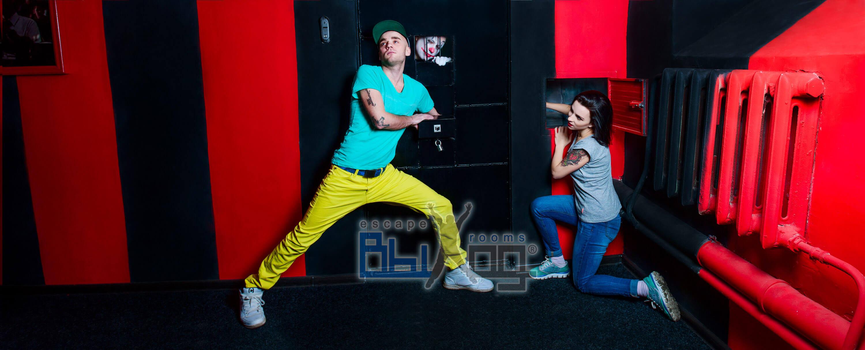 1 Фото квест комнаты Заложники Игры в городе Одесса