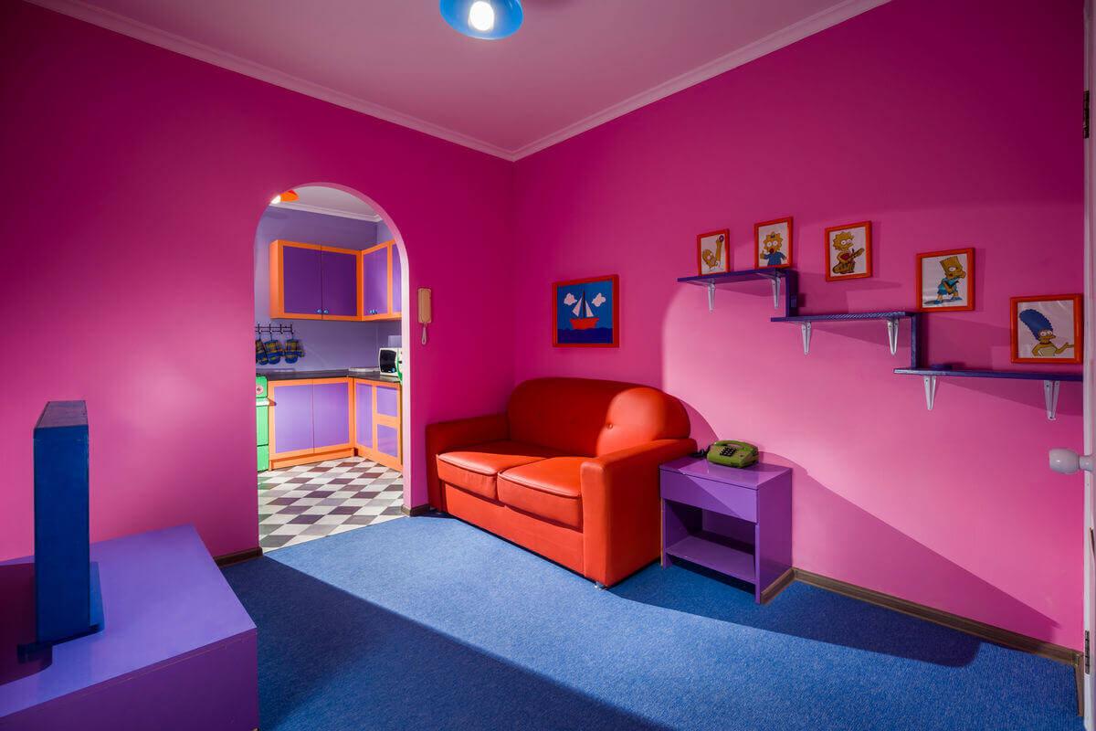2 Фото квест комнаты Симпсоны: потерянная серия в городе Киев