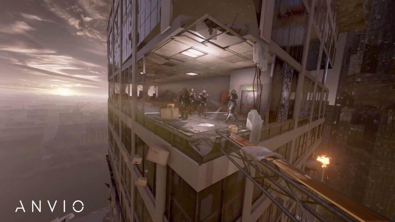 3 Фото квест комнаты VR-квест City Z в городе Одесса