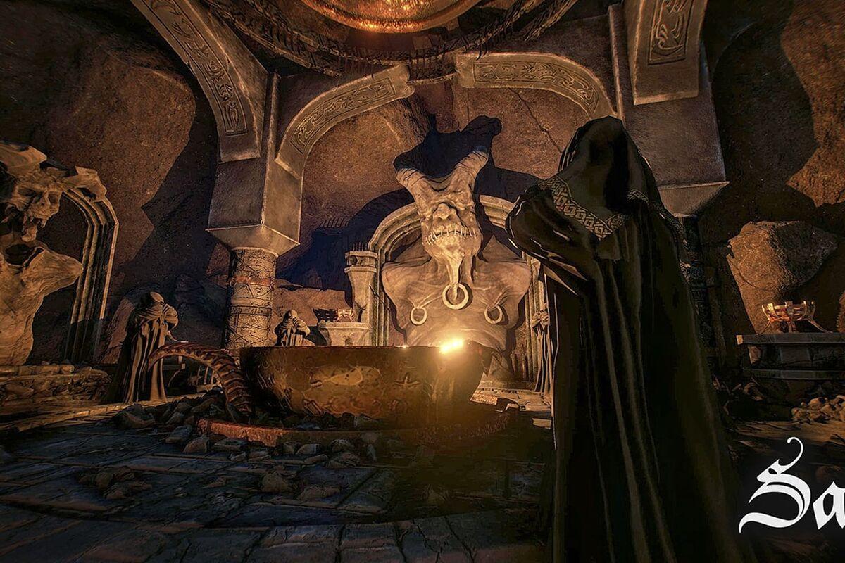 1 Photo quest room Sanctum in the city Odessa