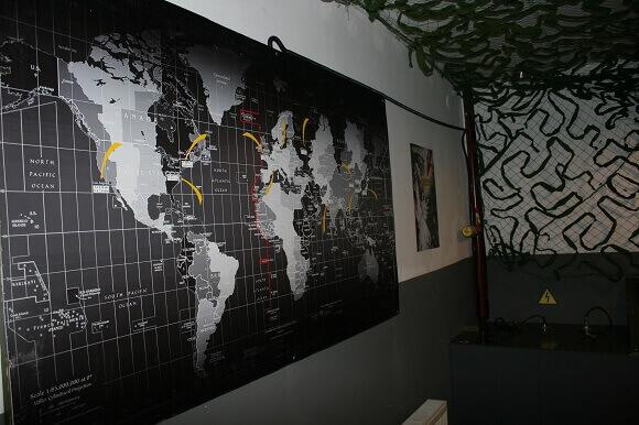 1 Фото квест кімнати Місія нездійсненна: корейський синдром в місті Дніпро