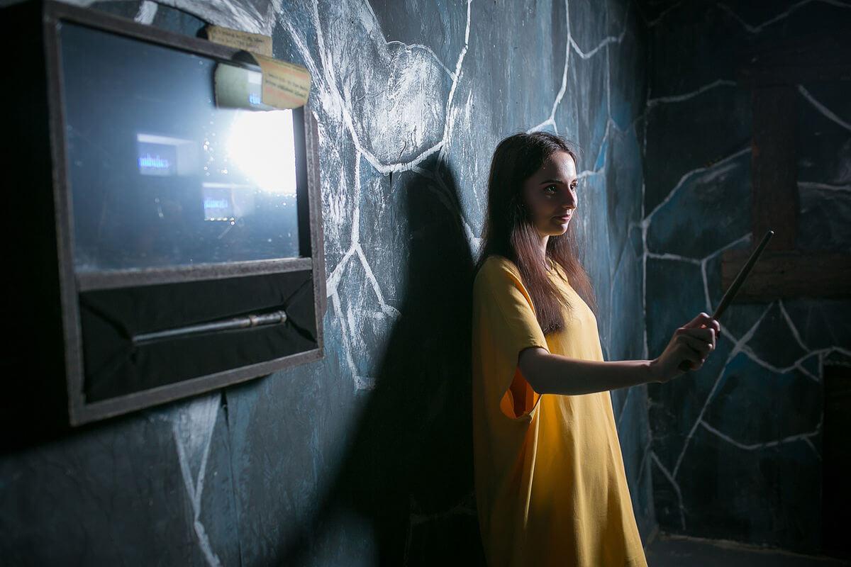 1 Фото квест кімнати Гаррі Поттер (Дніпро) в місті Дніпро