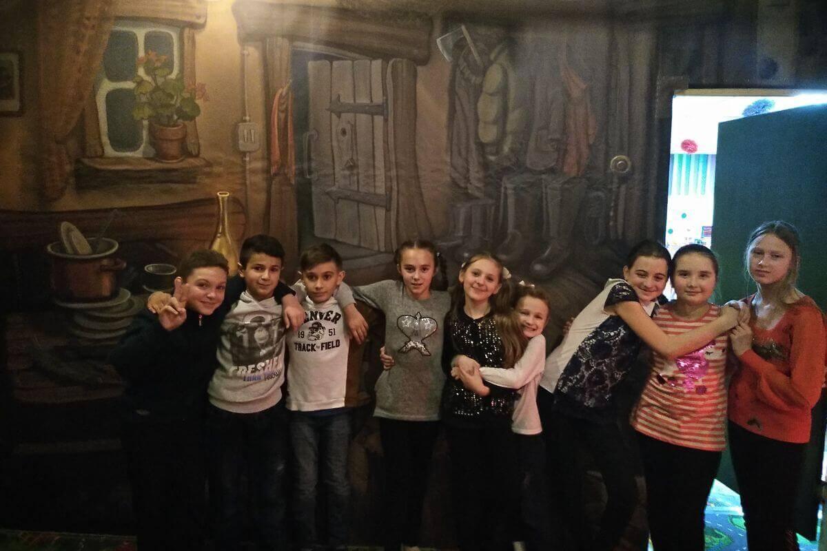 2 Фото квест комнаты Хранители Легенд в городе Днепр
