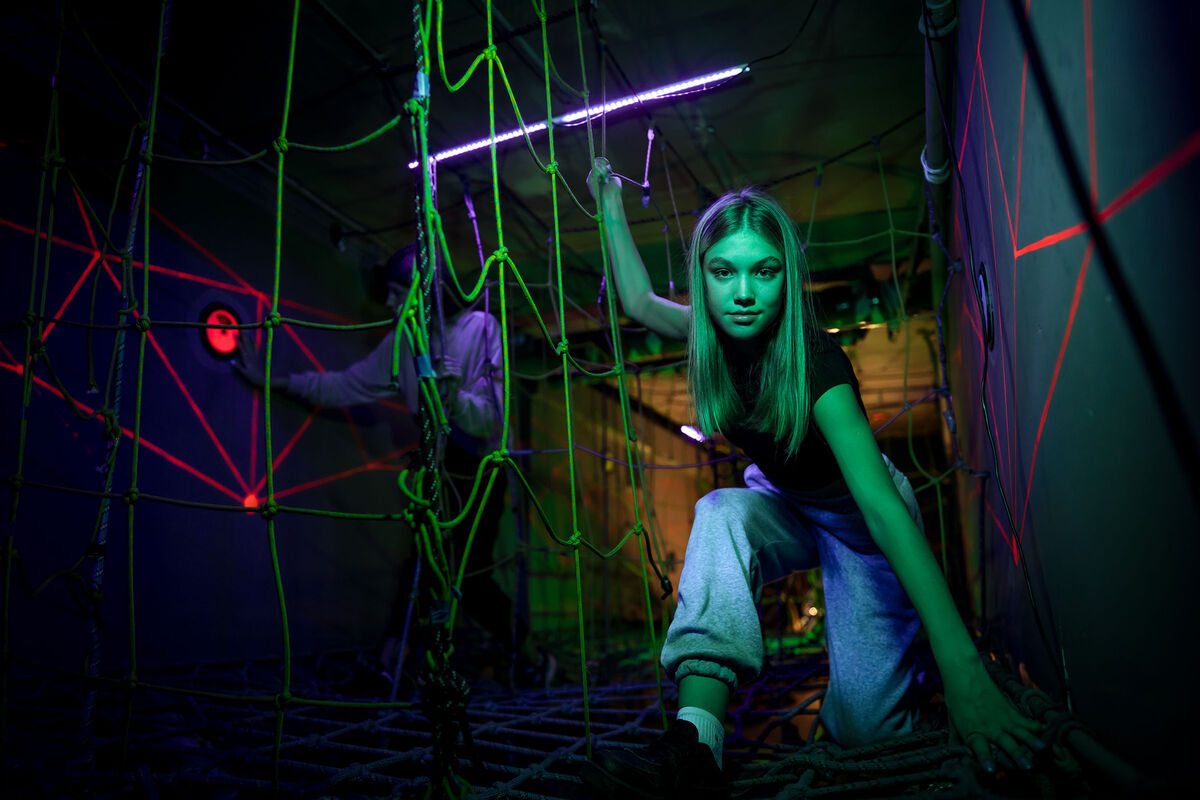 1 Фото квест кімнати Mad Max Dragonfly в місті Київ