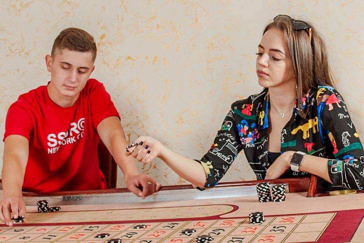 3 Фото квест комнаты Новые друзья Оушена в городе Одесса