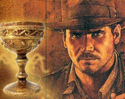 1 Photo quest room Indiana Jones in search of the Grail in the city Kharkov