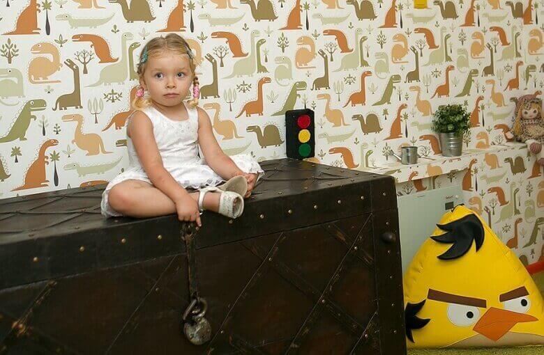 3 Фото квест комнаты При чём тут панда? в городе Киев