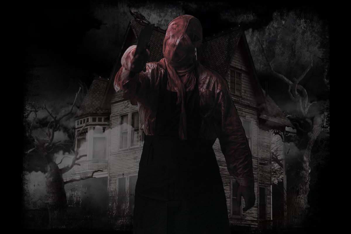 1 Фото квест комнаты Horror Story - История Ужасов в городе Киев