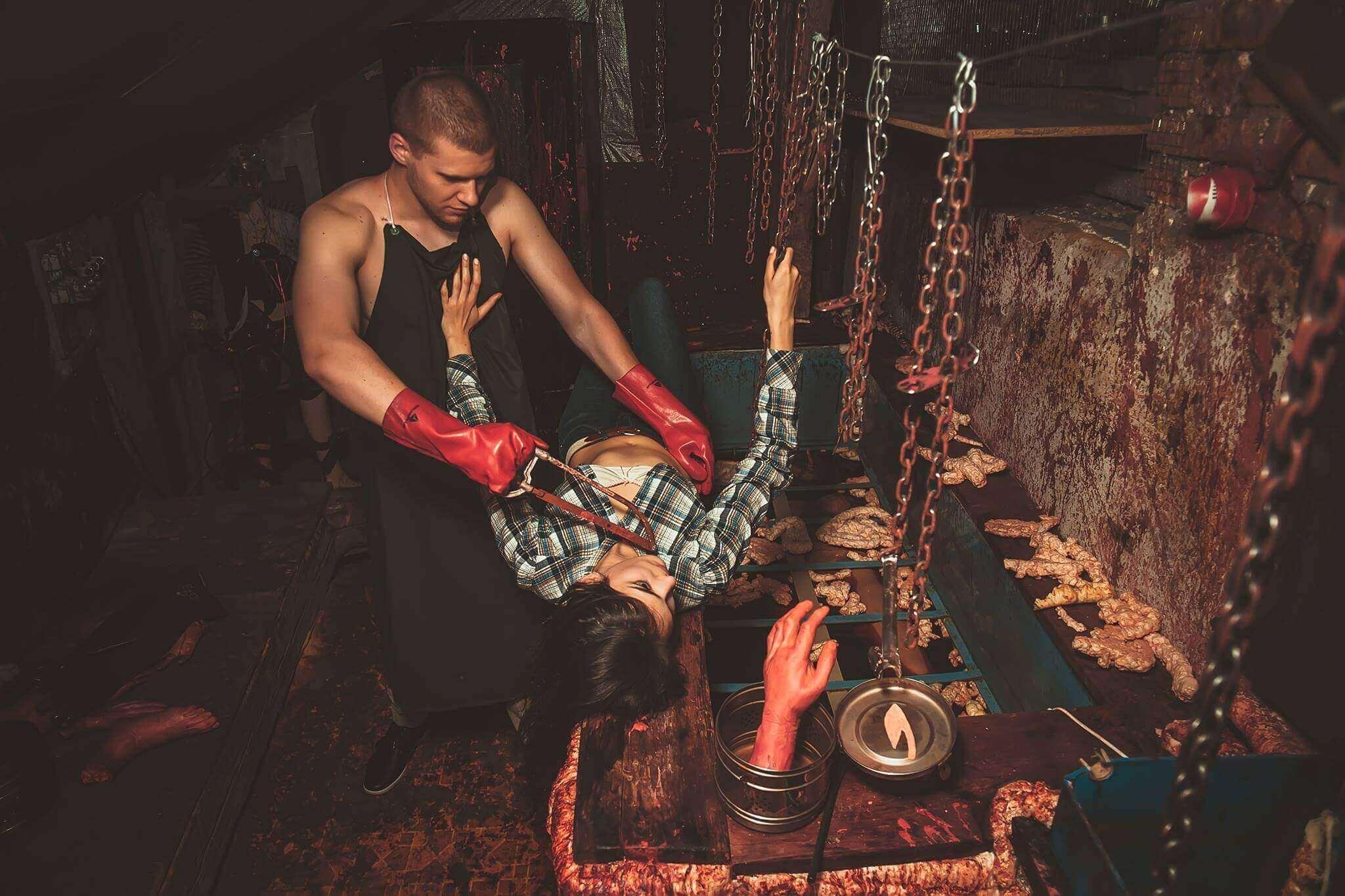 1 Фото квест комнаты Легенды Львова в городе Львов