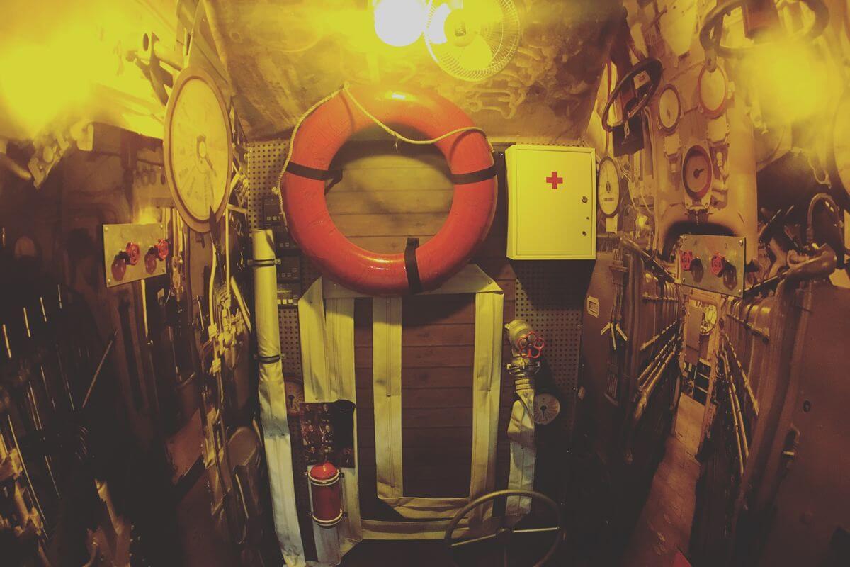 1 Фото квест кімнати Порятунок Лондона в місті Дніпро
