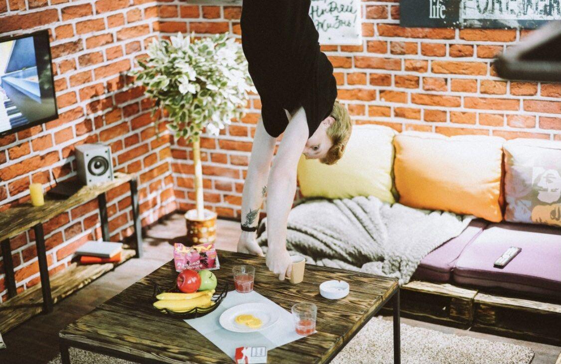 1 Фото квест комнаты Квест в коробке в Доме Перевертыше в городе Одесса