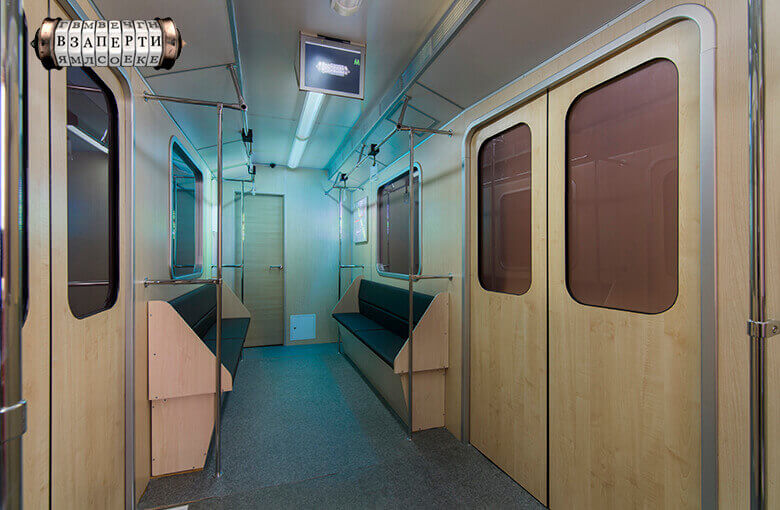1 Фото квест комнаты Метро в городе Киев