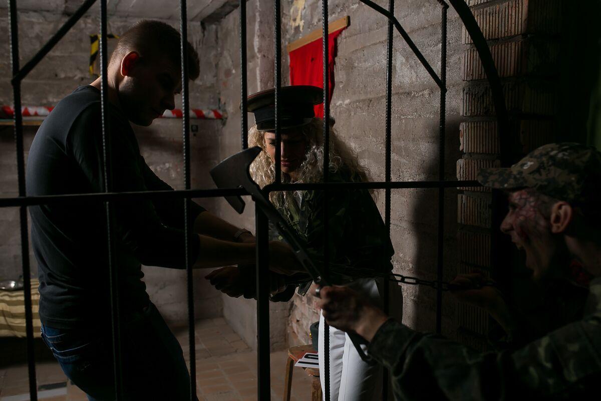1 Photo quest room Shtamm in the city Dnepr