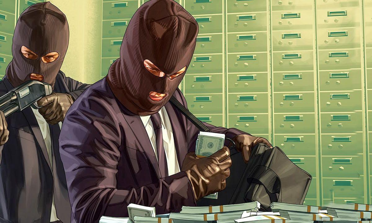 Картинка квест комнаты Ограбление банка - Миссия выполнима в городе Запорожье