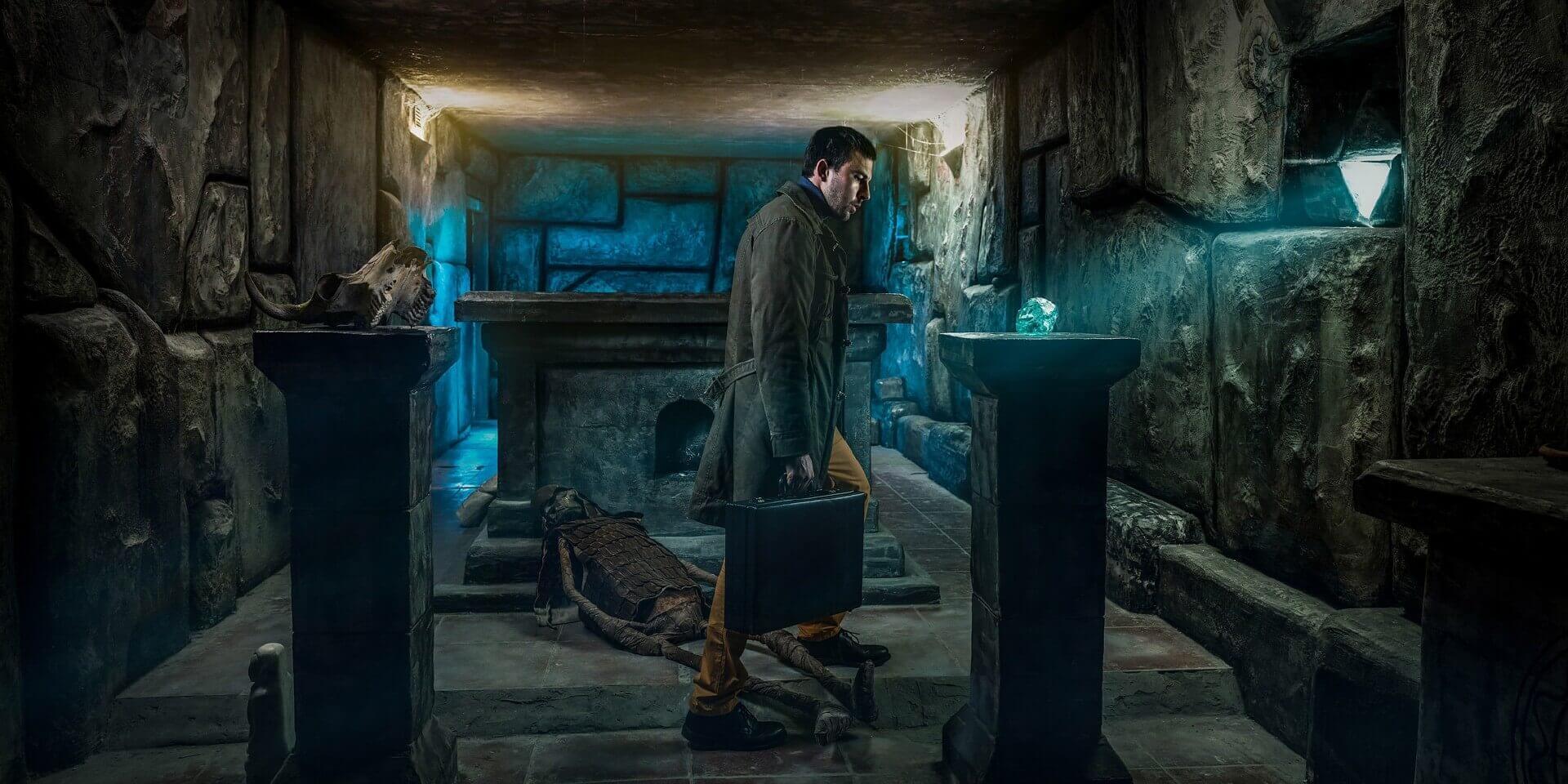 Фото к новости Обзор комнаты Золото Скифов