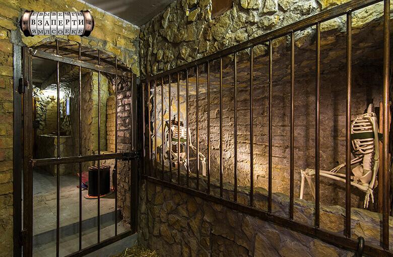 1 Фото квест комнаты Застенки инквизиции в городе Киев