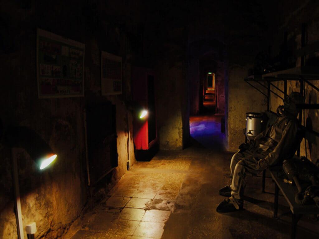 1 Фото квест комнаты Неизведанные катакомбы в городе Одесса