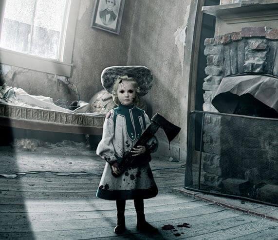 1 Фото квест комнаты Призраки Ривер-Хилла в городе Николаев