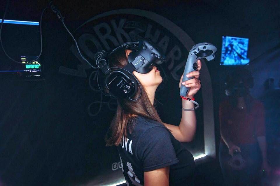Картинка квест комнаты Клуб виртуальной реальности VR GO в городе Одесса