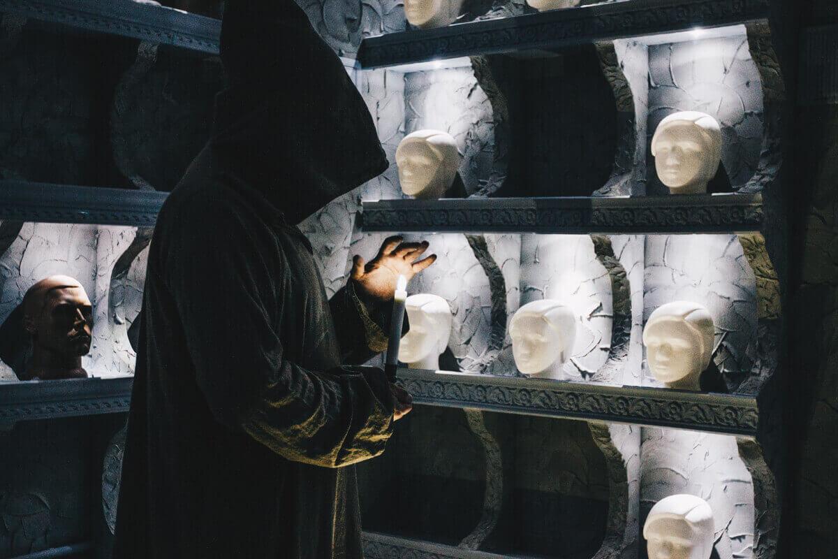 1 Фото квест комнаты Игра Престолов в городе Львов