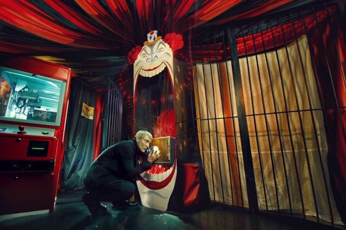 Картинка квест комнаты Секреты цирка в городе Хмельницкий