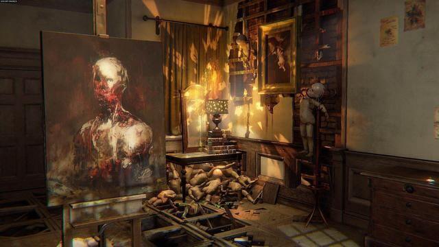 1 Фото квест комнаты Слои Страха в городе Запорожье
