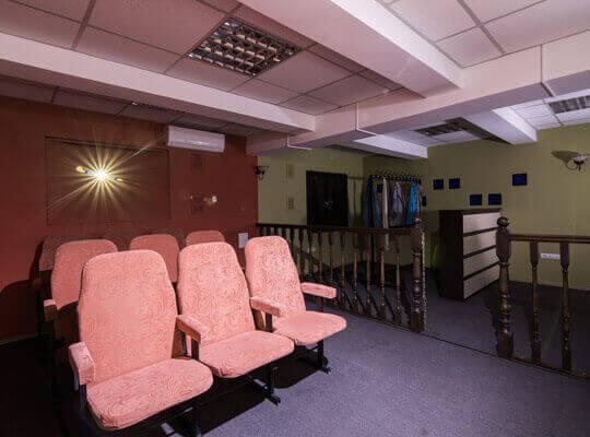 1 Фото квест комнаты Кинотеатр в городе Киев