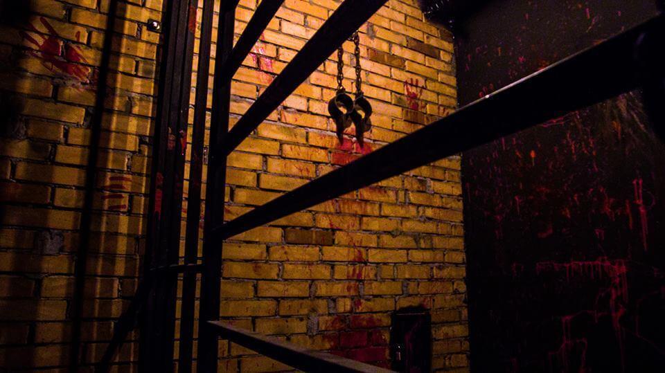3 Фото квест кімнати Підвал маніяка 2.0 в місті Київ