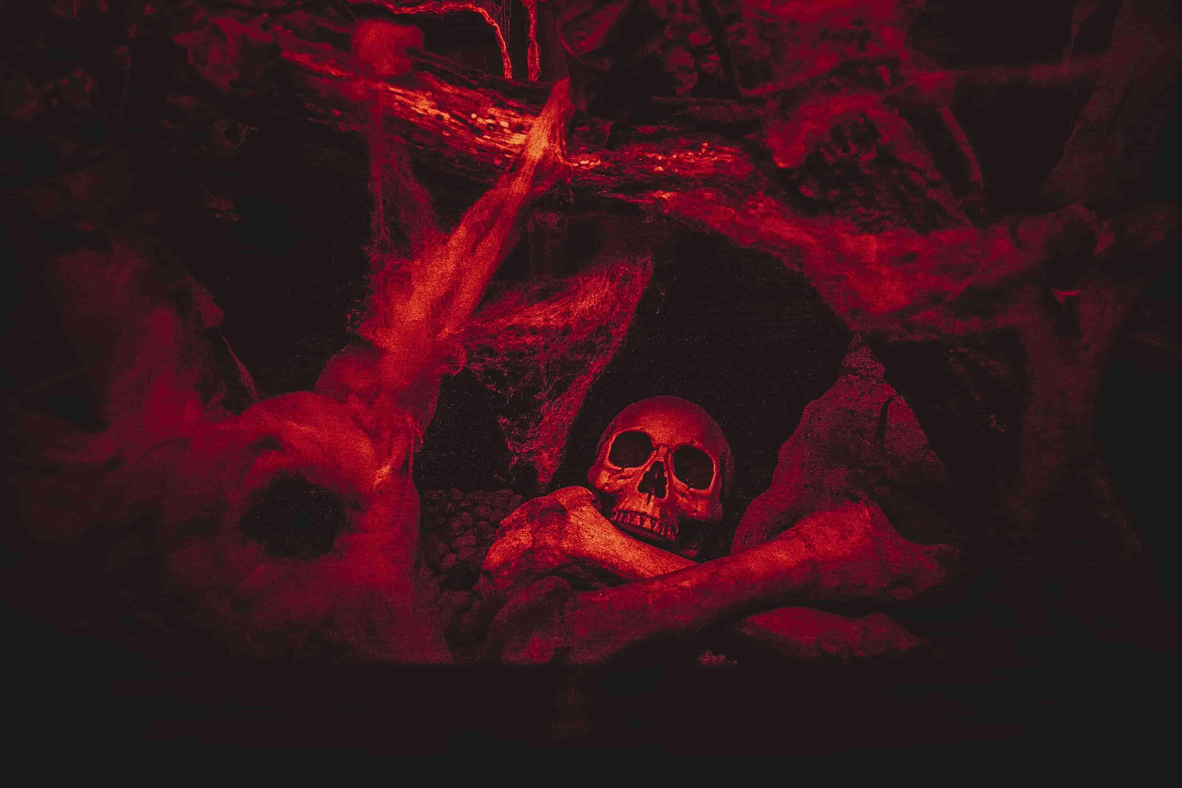 1 Фото квест кімнати Портал привидів в місті Дніпро