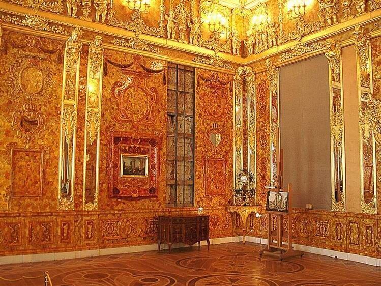 Фото квест комнаты Янтарная комната в городе Кропивницкий