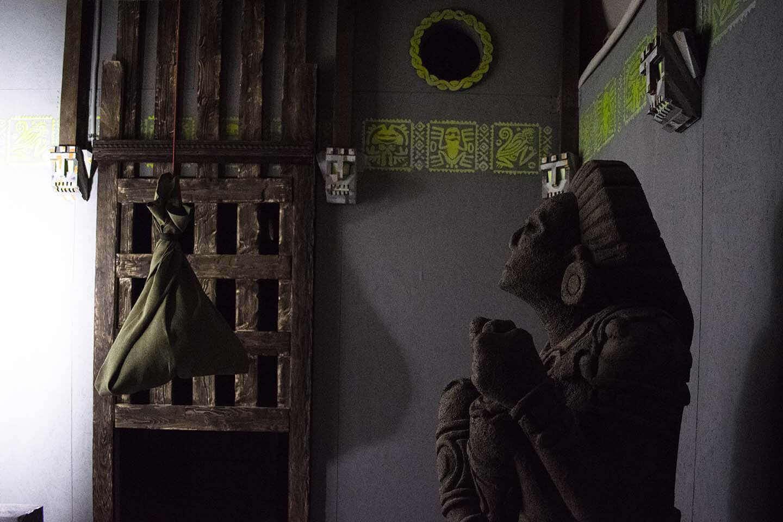 3 Фото квест комнаты Aztecs в городе Киев