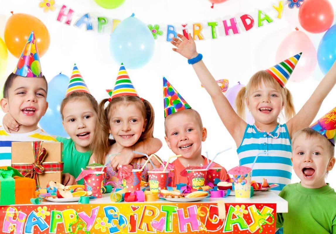 Фото к новости Детский день рождения