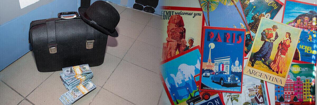 2 Фото квест комнаты 80 дней вокруг света в городе Харьков