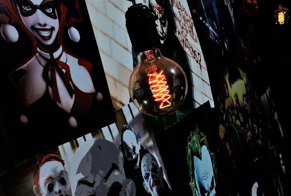 1 Фото квест комнаты Логово Джокера в городе Кривой Рог