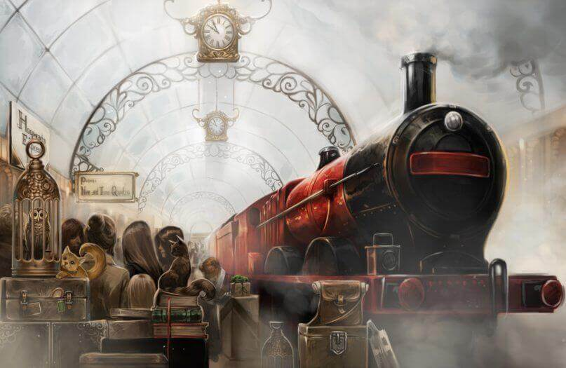 1 Фото квест комнаты Гарри Поттер: Путешествие в Неверленд в городе Киев