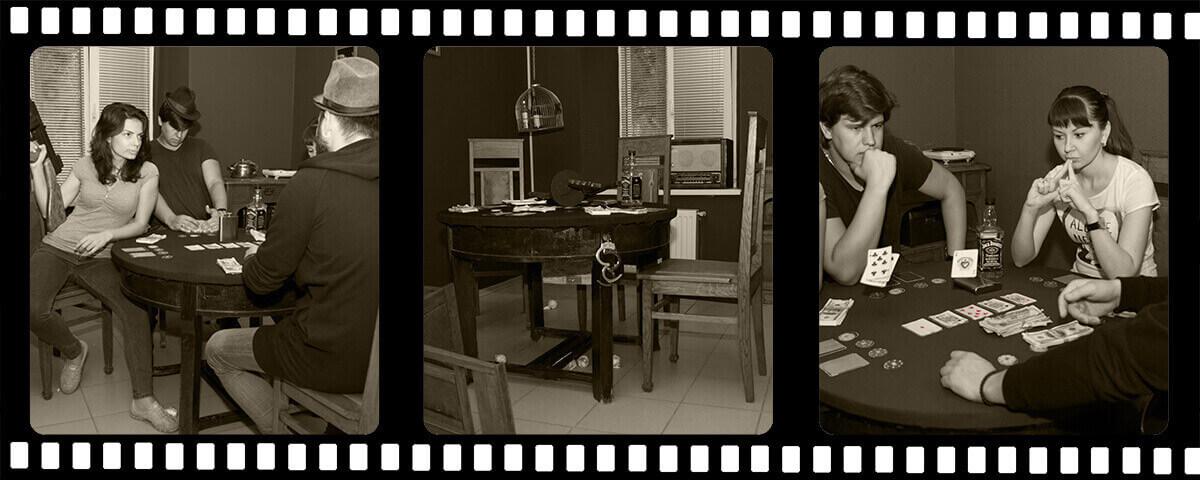 3 Фото квест комнаты Мафия в городе Харьков