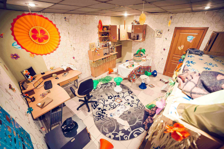 1 Фото квест кімнати Гавайська вечорниця в місті Київ