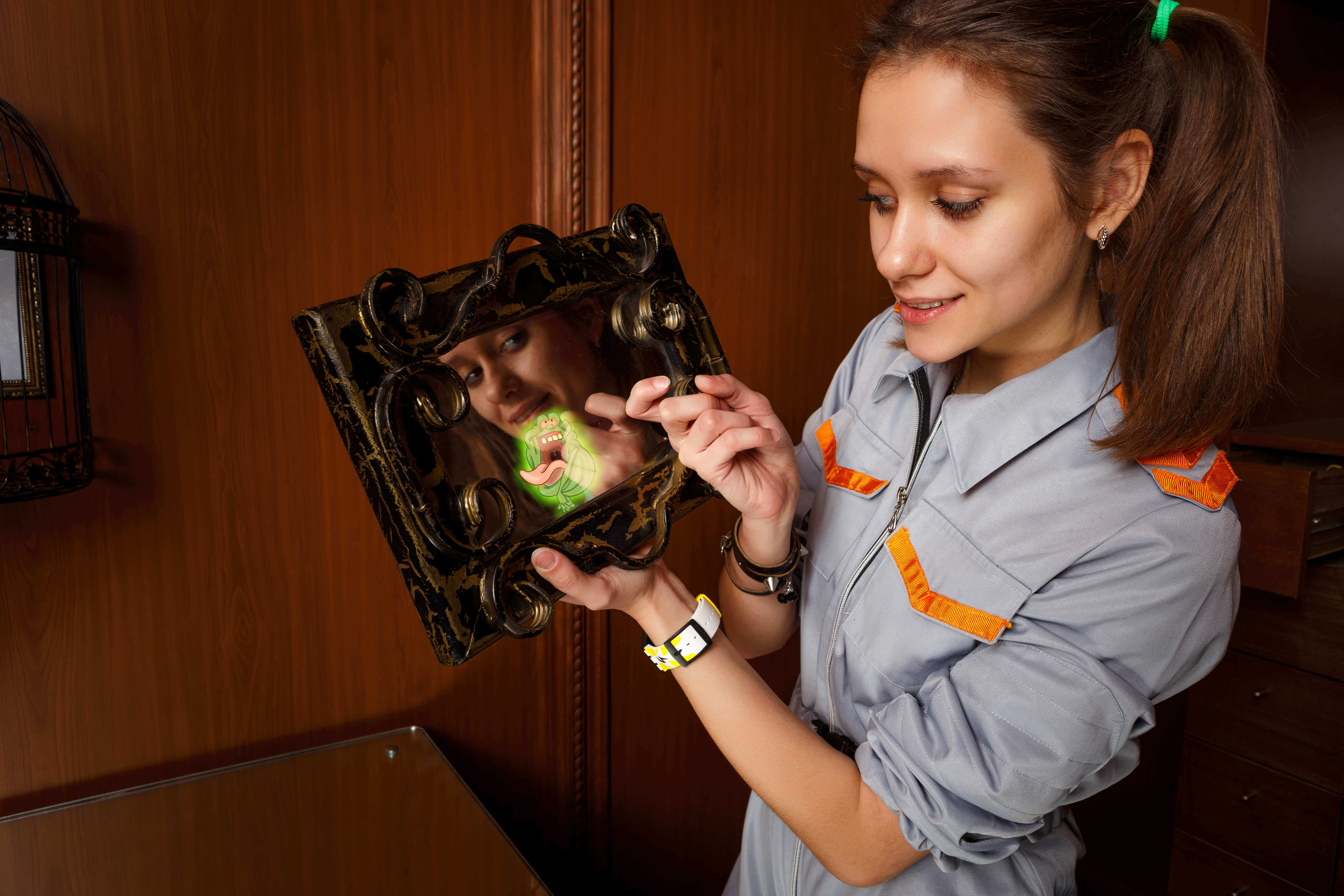 2 Фото квест комнаты Охотники за привидениями в городе Запорожье