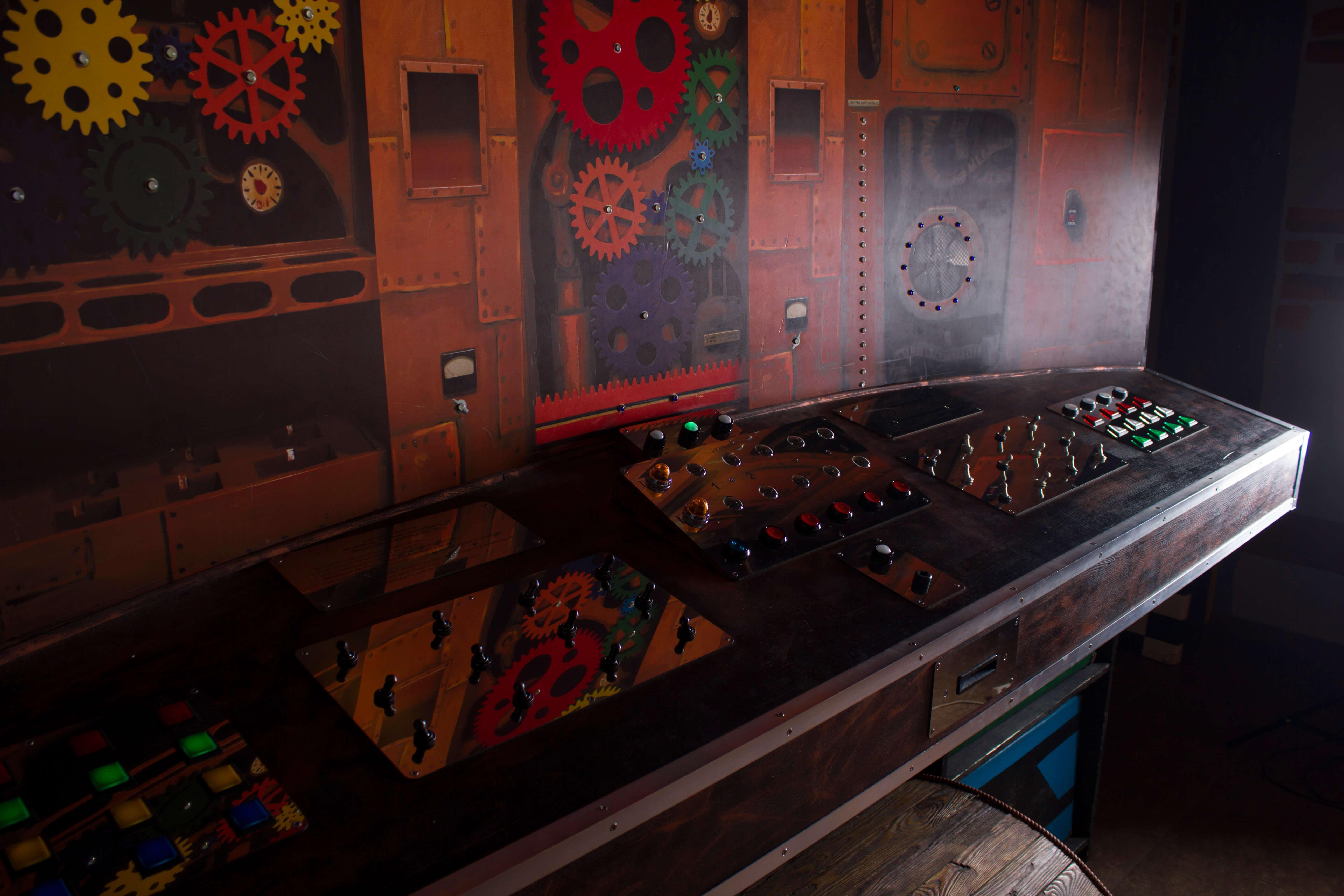 2 Фото квест комнаты Чемоданная фабрика в городе Киев