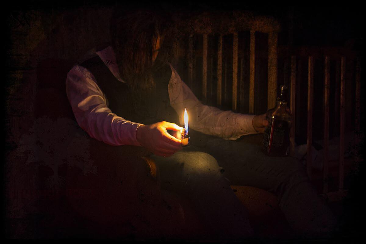 2 Фото квест комнаты Horror Story - История Ужасов в городе Киев