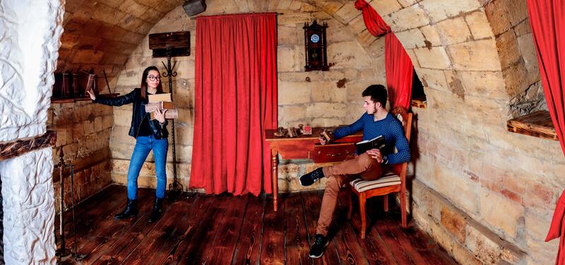 2 Фото квест кімнати Одеська контрабанда в місті Одеса