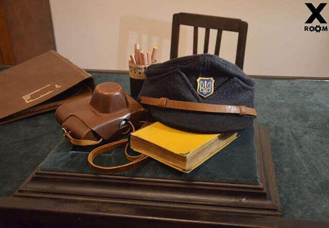 2 Фото квест кімнати Врятувати секретний архів в місті Львів